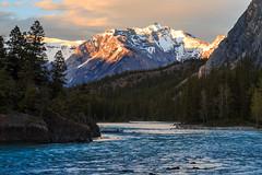 Calm In A Storm (clark_monson) Tags: bowriver bowfalls banffnationalpark alberta mountpeechee canadianrockies