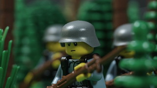 Lego Chinese KMT Soldiers 1939