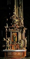 Maria in der Sonne (Wolfgang Bazer) Tags: gnadenbild maria der sonne alter frauenaltar stephansdom wien vienna österreich austria