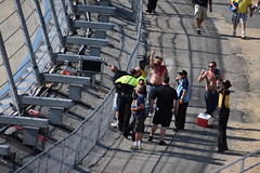 DSC_0483 (1) (w3kn) Tags: nascar monster energy cup series dover speedway 2017 aaa 400 race fence climber