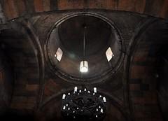 Khor Virap (Armenia). Monasterio. Iglesia. Cúpula (santi abella) Tags: khorvirap armenia