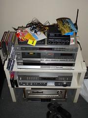 0019 Akai Technics Sony HiFi (del1225) Tags: akai technics sony hifi music stereo