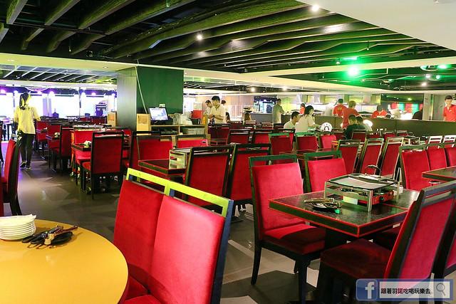 台北東區聚餐宵夜餐廳皇上吉饗極品唐風燒肉037