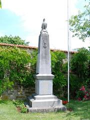 85-La Réorthe (jefrpy) Tags: poitou 85vendee guerrede1418 psaget warmemorial ww1 france monumentauxmorts