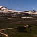 Moonlit Eastern Sierra Drive