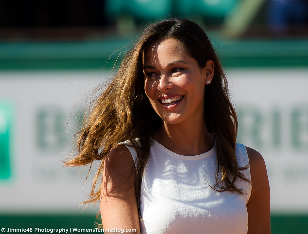 French Open semifinals in PHOTOS + Ana Ivanovic's ...