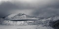 Blue Lake - New Zealand (Max Pa.) Tags: tongariro crossing alpine nationalpark new zealand newzealand neuseeland landscape landschaft natur nature snow winter hike north island canon 5d 2470mm blue lake light water mou mountain mountains berge berg clouds wolken