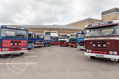 Gaydon classic & commercial show 2017 (57) (Mark Schofield @ JB Schofield) Tags: road transport haulage freight truck wagon lorry commercial vehicle hgv lgv haulier contractor foden 4000 erf eseries atkinson seddon aec leyland t45 dodge spanish 400 401 bedford tk km volvo scania fh f10 f12 f88 s21 gaydon british motor museum