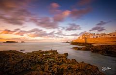 Sunset at Essouira (Riccardo Maria Mantero) Tags: clouds essaouira mantero riccardo maria sea sunset morocco outdoors travel water riccardomariamantero