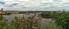 from the hill (anj_p) Tags: ottawariver capital parlamenthill gatinau alexandrabridge ottawa panorama
