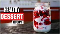 Healthy Dessert Recipes! Easy To Make At Home (Healthy Fun Fitness) Tags: healthy dessert recipes easy to make at home
