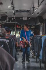 Una cancion de Juanes (SeñorNT) Tags: bus urban street streetphotography citylife slp
