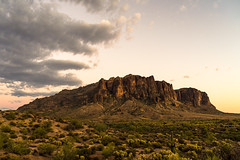 168 of 365 (westindiangal) Tags: night landscape sunset eveninglight az a7ll ©jeanchristopher allrightsreserved arizona sony nature superstitiousmtn mountain