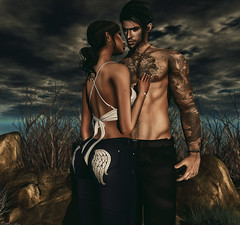 Protecting both your heart and mine (Anika ♥) Tags: blueberry emarie tram pumec ks secondlife n21 luxe box lostfound event