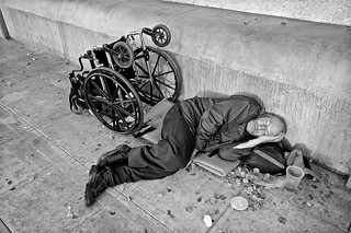 Sidewalk Dreamer