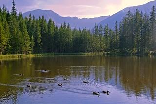 Tatra Mountains Serenity