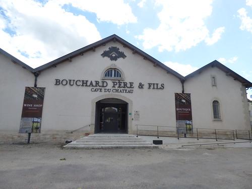 Boulevard Maréchal Joffre, Beaune - Le Château de Beaune - Bouchard Père et Fils Cave du Chateau