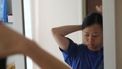 DSCF9944 (the monopuppy) Tags: fong meifong fujifilmxe1 xe1 fujifilmxseries fuji fujifilm fujinonlensxf1855mmf284rlmois xf1855 1855 mirror 鏡