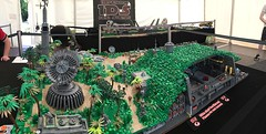 IdS@LLD Star Wars Tage 2017_114 (Bricknator) Tags: imperium der steine angus mcinnes lego star wars rogue one tatooine landingcraft sentinel shuttle ids legoland tage