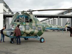 UR-EXR Mil Mi-2 of Motor Sich (johnyates2011) Tags: urexr mil mi2 milmi2 helicopter motorsich friedrichshafen aerofriedrichshafen