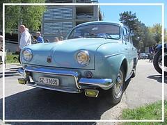 Renault Dauphine, 1962 (v8dub) Tags: renault dauphine 1962 dauph schweiz suisse switzerland bleienbach french pkw voiture car wagen worldcars auto automobile automotive old oldtimer oldcar klassik classic collector