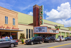 Trustees Theater (Eridony (Instagram: eridony_prime)) Tags: savannah chathamcounty georgia downtown theater theatre movietheater constructed1946 college scad savannahcollegeofartdesign