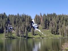Twin Lakes Falls (tombenson76) Tags: mammothlakes twinlakes