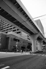 untitled (Hideki Iba) Tags: kobe japan street road transport