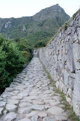 Machu Picchu, Path to Sungate