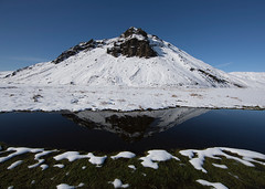 Iceland (richard.mcmanus.) Tags: winter ice snow mcmanus reflection mountain landscape arctic vik iceland