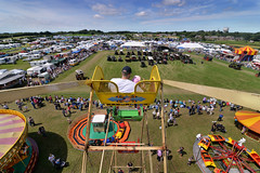 Cheshire Steam Fair (PentlandPirate of the North) Tags: bigwheel vintage cheshiresteamrally tractionengines daresbury runcorn england fairground outdoorshows big wheel