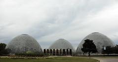The Domes 06222017 (Orange Barn) Tags: thedomes mitchellparkdomes milwaukeewisconsin botanicalgardens sky summer