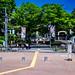 Tama Zoo main gate : 多摩動物公園正門