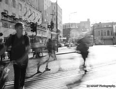 Rush hour. ((c) MAMF photography.) Tags: art arty artistic artwork britain blackwhite blackandwhite bw biancoenero blancoynegro blanco blancoenero candid city citycentre d7100 dark england enblancoynegro evening ennoiretblanc flickrcom flickr google googleimages gb greatbritain greatphotographers greatphoto image inbiancoenero images interesting imageblur june leeds ls1 leedscitycentre mamfphotography mamf monochrome motionblur nikon nikond7100 noiretblanc north noir northernengland negro onthestreet photography photo pretoebranco people photographer photograph person road sex schwarzundweis schwarz street summer town pedestrians uk unitedkingdom variablendfilter westyorkshire yorkshire zwartenwit zwartwit zwart