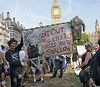 rage23 (Luke b Domingo) Tags: rage dayofrage dayofrageprotest antiteresamayprotest antibritishgovernmentprotest alternativelondon grenfel grenfellfireprotest grenfell parliamentsquare bigben arabprotesters landlords alllandlordsarebastards neilhoram nun liarliar justiceforgrenfell manwithcrusifix answers flairsatprotests womenholdingflair colouredflair parliamentsquarelondon policearrest