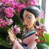 Mulan Grand Jester (enchanting89) Tags: mulan grandjester disney disneyfigure disneyshowcase mushu