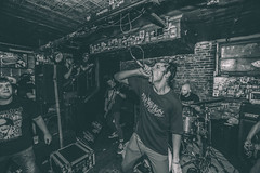 Suffer Through (Eckstine) Tags: pouredout sufferthrough heavensdie baltimore baltimoremaryland concert concertphotography concerts sidebar