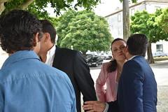 Autárquicas 2017: Luís Montenegro na apresentação de candidatura de Rui Ventura à Câmara Municipal de Pinhel