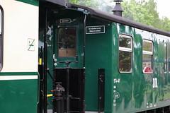 Dienstabteil mit Ofen (julia_HalleFotoFan) Tags: rügen ostsee rügenschebäderbahn rasenderroland schmalspurbahn putbus bahnhofputbus