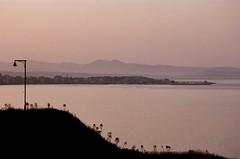 Sunset in Crotone. (michele.palombi) Tags: crotone calabria south italy kodak ektar100 film darkroom