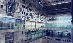 Mairie Montpellier (srouve78) Tags: mairie montpelllier hoteldeville architecture jeannouvel townhall