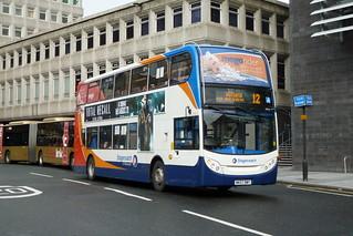 Stagecoach 19212 NK57DWY Newcastle 300812