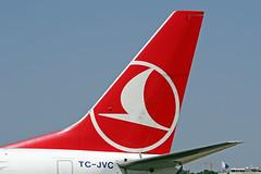 TC-JVC LMML 29-06-2017 (Burmarrad) Tags: airline turkish airlines aircraft boeing 7378f2 registration tcjvc cn 42005 lmml 29062017