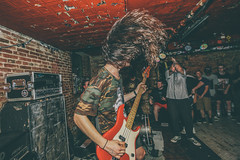 Poured Out (Eckstine) Tags: pouredout sufferthrough heavensdie baltimore baltimoremaryland concert concertphotography concerts sidebar