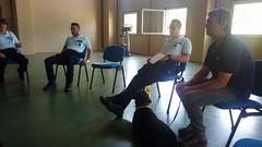 Progetto AMICI DENTRO - Agenti di pubblica sicurezza Tolmezzo (Centro Cinofilo Lupo Nero) Tags: tolmezzo carcere centro cinofilo lupo nero fagagna daniela castellani fvg