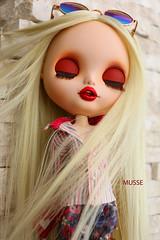 👄 (MUSSE2009) Tags: blythe doll custom toys lilitix ophelia