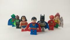 Justice League (LegoBatbrick) Tags: