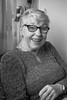 Elzy (Fia Lagerdahl) Tags: portrait blackandwhite human bw smile warmth love family