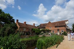 Flatford  Mill East Bergholt Suffolk (The Range Rider) Tags: johnconstable