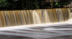 The Falls (Jamo Spingal (J McG)) Tags: waterfall sony a5000 peat sigma 60mm art dn f28 edinburgh almondriver